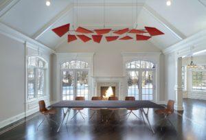 FLAP ceiling application