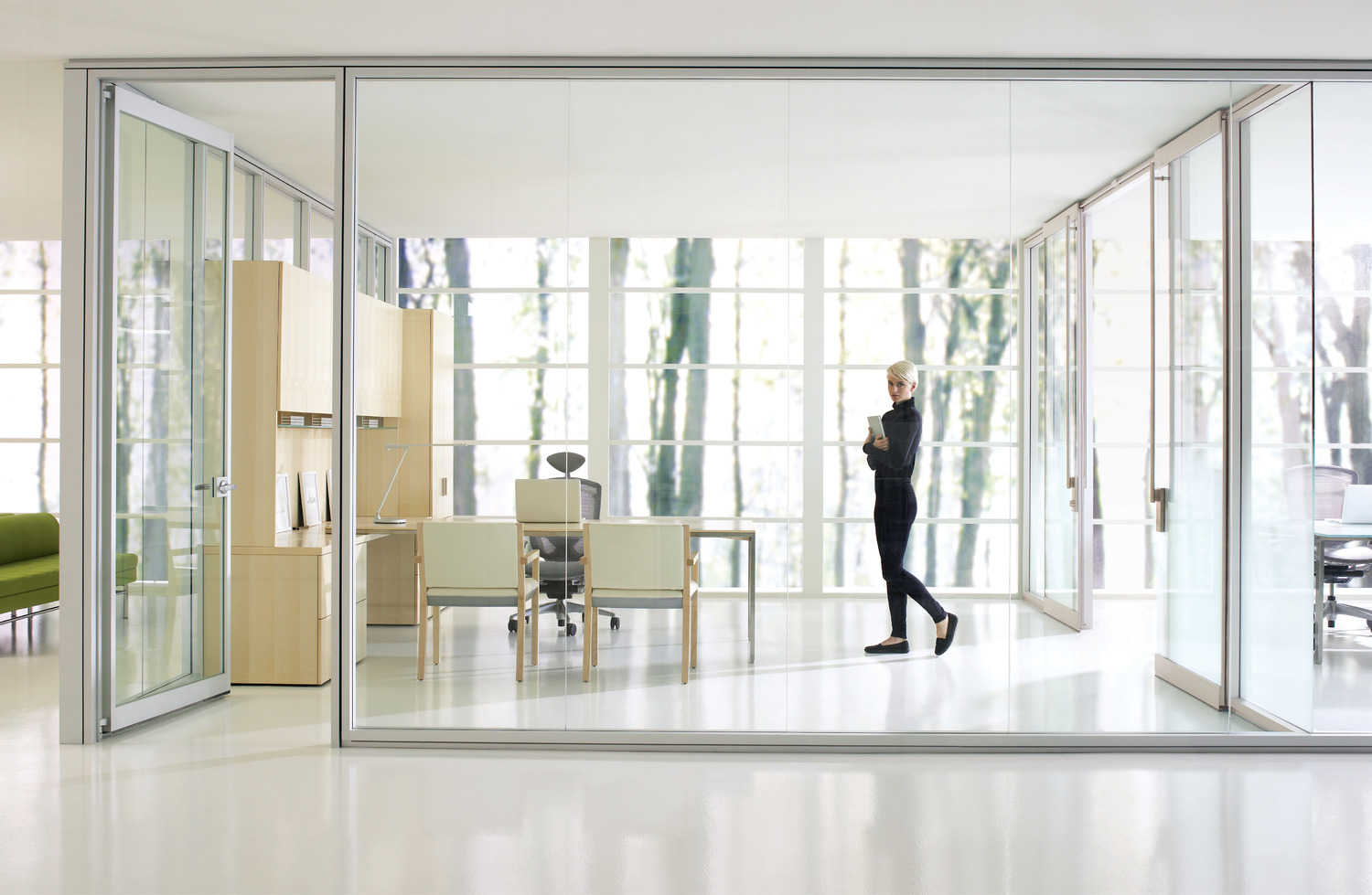 Optos Wall Partitions
