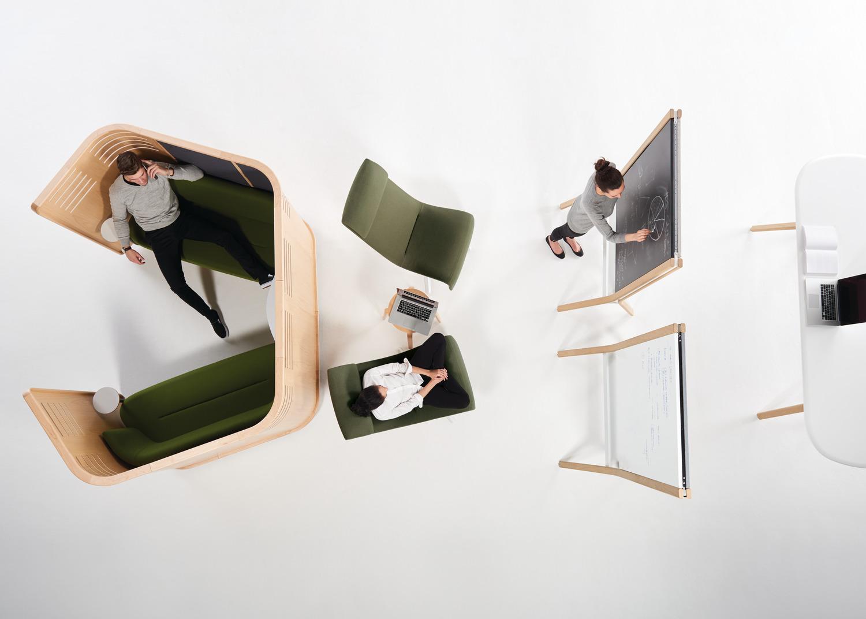 Low Pod Lounge Model