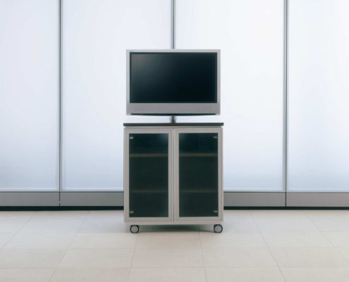Audience AV Cart