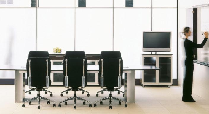 Audience Boardroom Meeting Tables