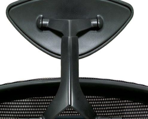 Contessa Task Chair Headrest Detail