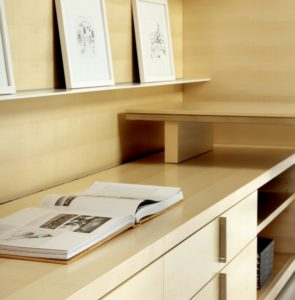 Dossier Overlap Run Off Detail Low Credenza