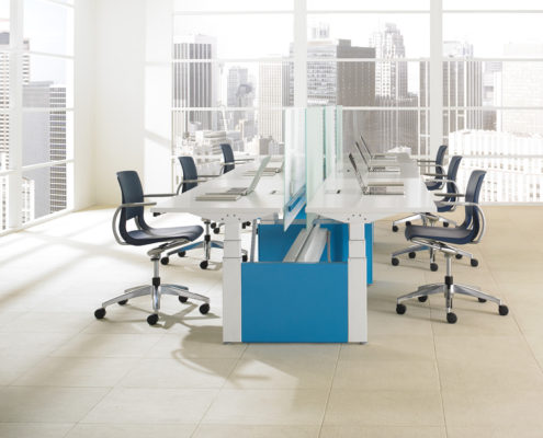 Height Adjustable Bench Livello