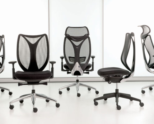 Sabrina Work Chairs