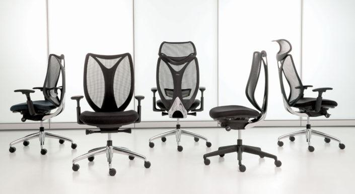 Sabrina Work Chairs