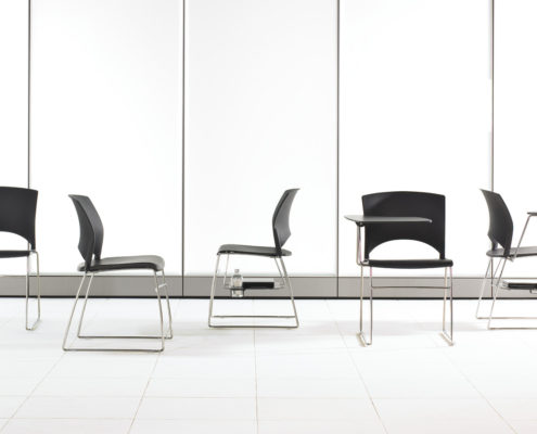 Volume Stacking Chair Group