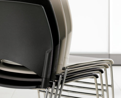 Volume Stacking Chairs