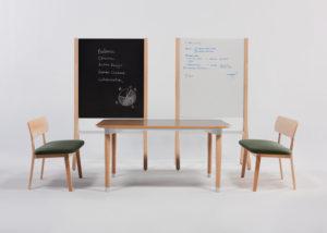 Zones Square Workshop Table