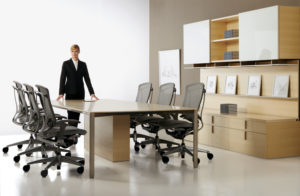 Dossier Meeting Table